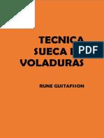 Tecnica Sueca de Voladuras - RUNE GUSTAFSSON
