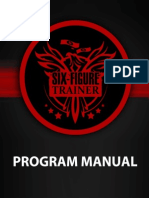 The Six-figure Trainer Program Manual