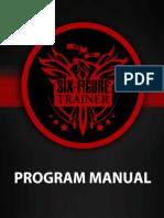 The Six-figure Trainer Program Manual