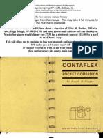 Zeiss Ikon Contaflex Book