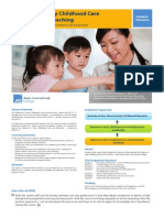 Diploma in Early Childhood Care and Education - Teaching.pdf