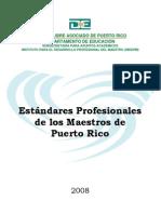 Estandares Profesionales de los Maestros de Puerto Rico 2008.pdf