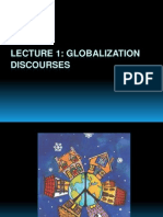 Lecture 1 Globalization Discourses