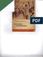 Ideologia y Propaganda. Guillermo Garcia Ponce