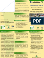 Pelatihan Pengelolaan Sampah (kota, pasar, mall, perumahan, pabrik, instansi)