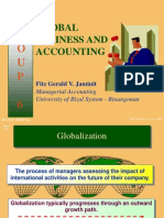Global Busiss and Accounting