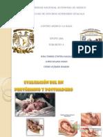 Trauma Obstetrico y Rn Pre y Post