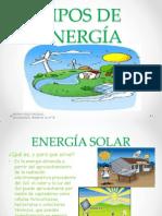 TIPOS DE ENERGÍA(TRABAJO 15)