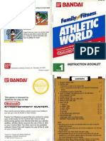 Athletic World (Alt) (U)