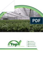 Top Greenhouses - Brochure