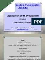 2 classclasificacin investigacin jlig2014