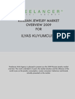 Russian Jewelry Market Overview 2009
