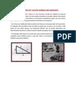 Mecanismo de Cuatro Barras No Grashof