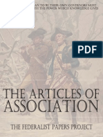 Articles of Association 1774