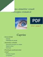 Perceptia Stimulilor Vizuali Si Perceptia Cromatica (2)