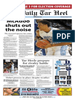 The Daily Tar Heel for Feb. 12, 2014