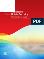TrendMicro Mobile Security 9.0 AG