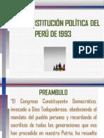 La Constitucion Politica Del Peru