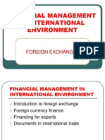 121486783 Foreign Exchange
