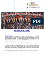 Thrissur Pooram 2014