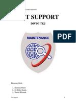Tutorial Net Support