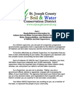 SWCD Supervisor & Associate Supervisor Ready Reference