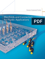 Manifolds and Connectors for Fluidic Applications
