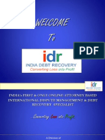 Debt Collection Agency in India
