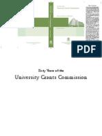 60-Years of UGC