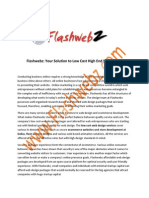 Flashwebz Introduce Low Cost Responsive Web Design In Dallas Texas