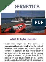 Cybernateics Main Ppt