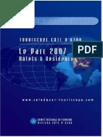 Le Parc - Hôtels & Résidences PACA 2007