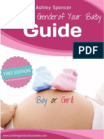 Pick the Gender of Your Baby - Free Edition