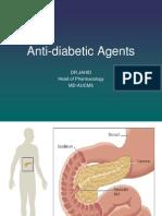 Antidiabetic Drugs