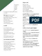 Poezii Franceza
