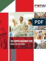 2012 Shopper Engagement Study