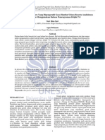 123502397 Simulasi Gerak Peluru Yang Dipengaruhi Gaya Hambat Udara Beserta Analisisnya Dengan Menggunakan Bahasa Pemrograman Delphi 7 0