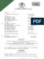 2013 Revenue Code of Marikina City