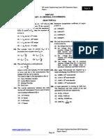 SSC SSC Junior Engineering Exam 2013 Question Paper Paper I.21 32
