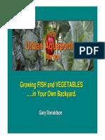 The urban aquaponic manual