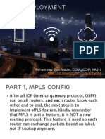 MPLS Deployment Chapter 2 - Services1
