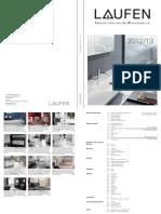 Laufen - Catalogo 2013