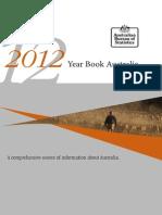 Year Book Australia 2012