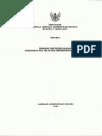 Pedoman Penyelenggaraan Diklatpim Tk. IV [perkalan13_2013]