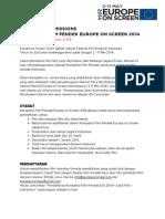 Syarat Ketentuan KFP EoS2014