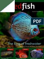 Redfish Magazine 2011 August