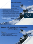 8 5 algebra and composition of functions