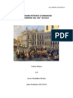 Gli Imperi Coloniali del XV secolo