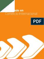 Postgrado en Comercio Internacional