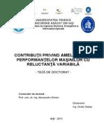 Contributii Privind Ameliorarea Performantelor Masinilor Cu Reluctanta Variabila_OvidiuDabija